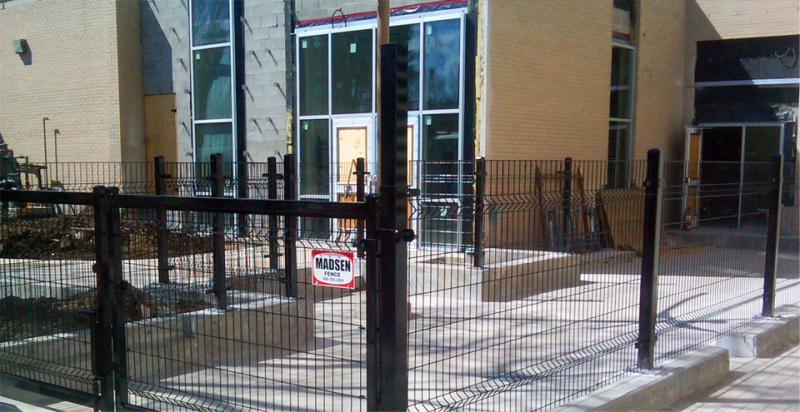 Madsen Fence Ltd - Ornamental Gate