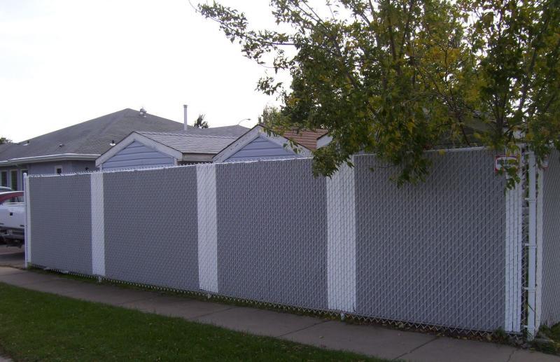 Madsen Fence Ltd - Privacy Slats