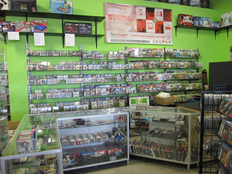 Buy, Sell, Trade, Rent video games and movies, consoles, DVDs, Blue-Rays, Disc repair service
