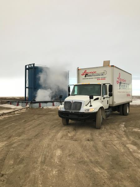 Lavoie Mobile Cleaning Ltd Estevan
