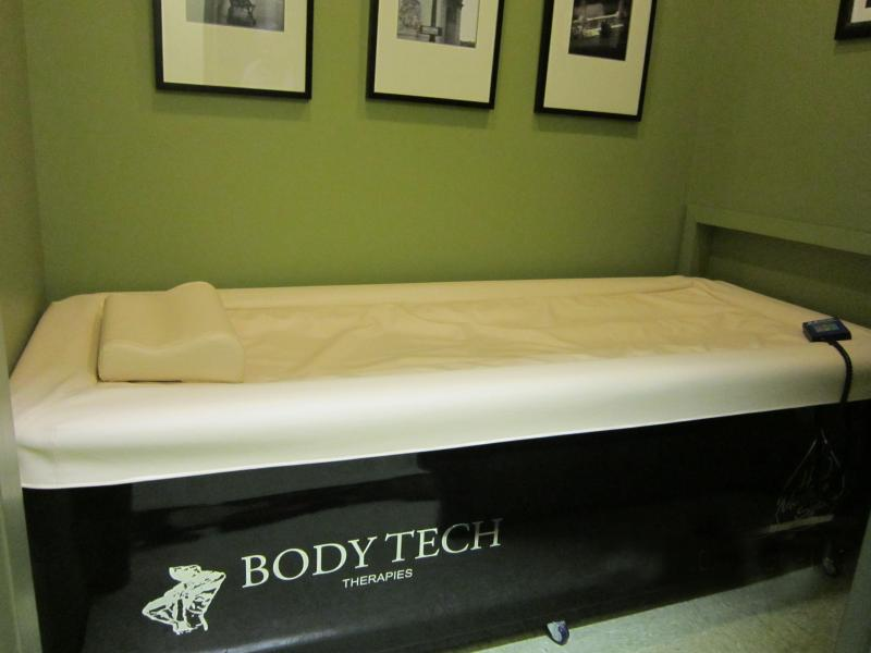New Dry Hydro Massage Therapy!