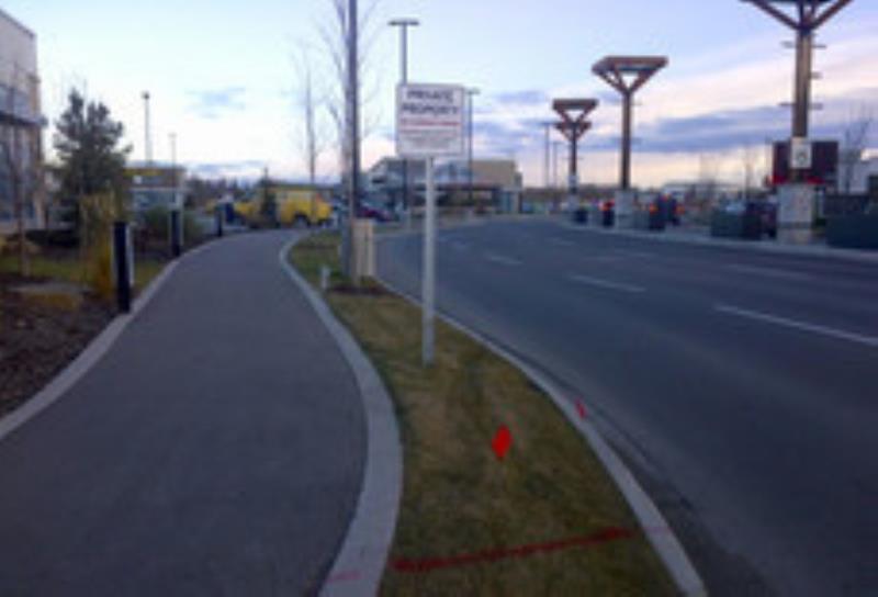 PM Signs & Electric Sask Ltd - Wayfinding Signs