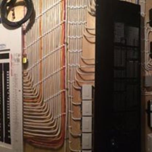 W HUnter Electric Installation