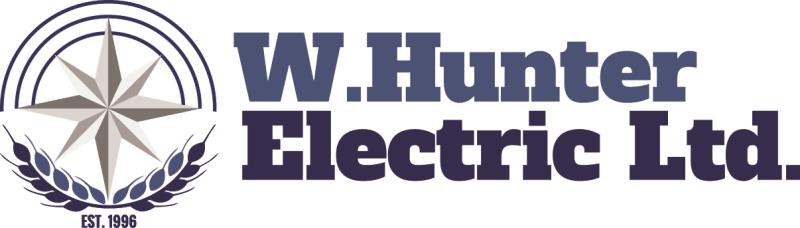 W Hunter Electric Logo