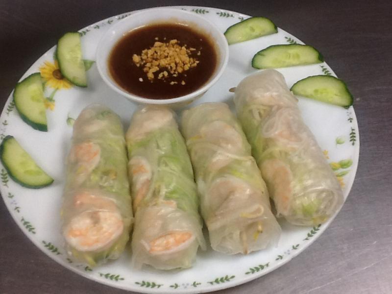 Asian Le - Fresh Rolls