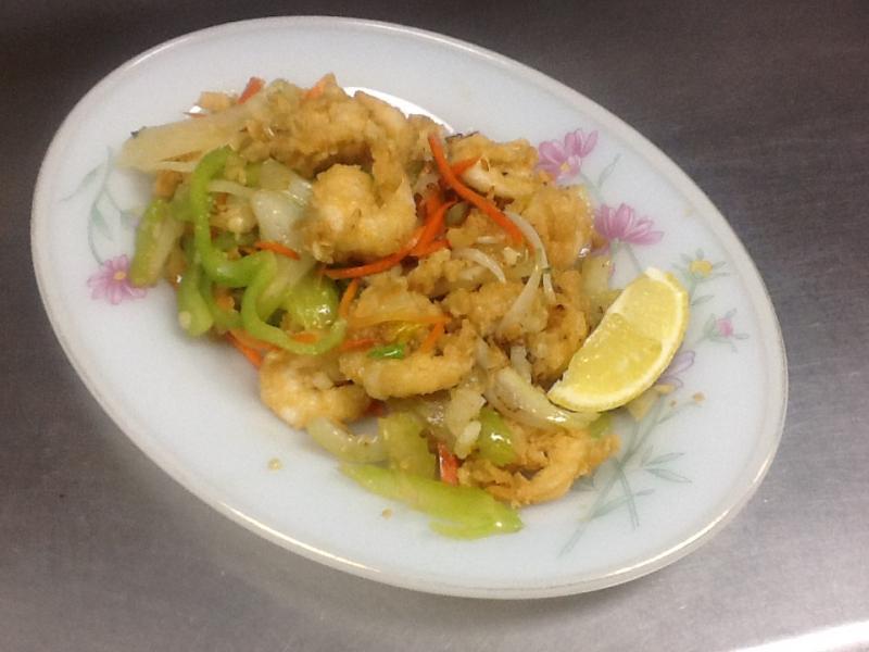Asian Le - Shrimp