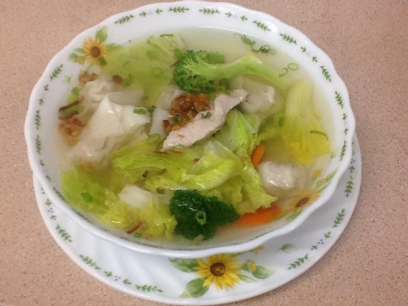 Asian Le - Wonton Soup
