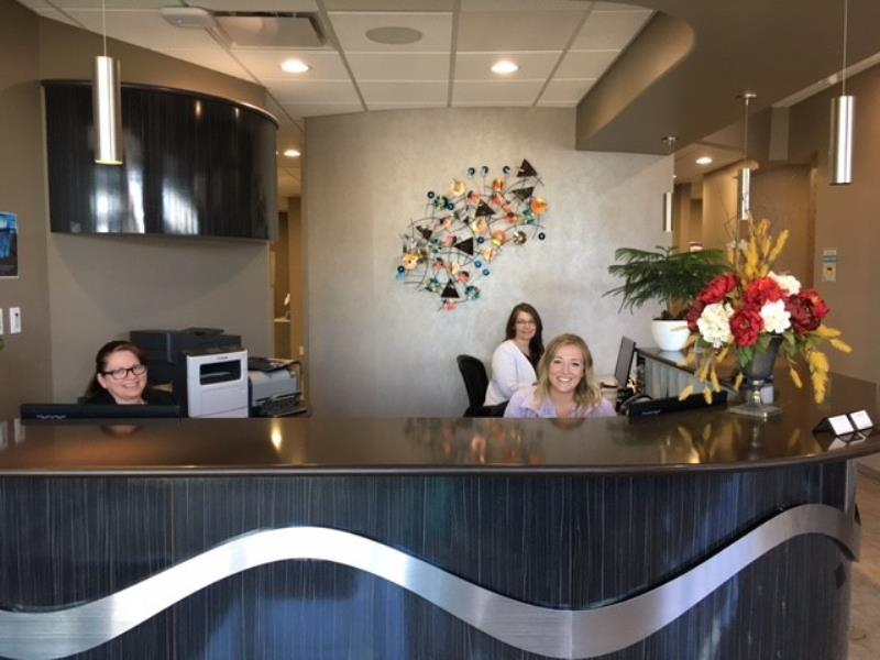 Cornerstone Dental Centre - Reception