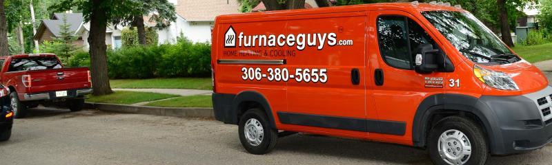 furnaceguys Truck