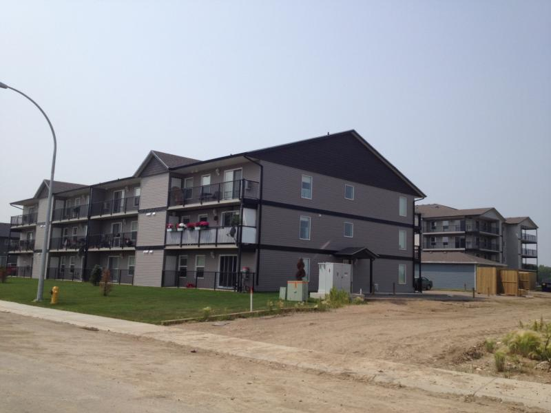 Aaron's Roofing - New roofs on apartment style complex