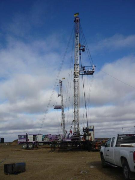 Oil Well Services Bakken field Noble Well Service