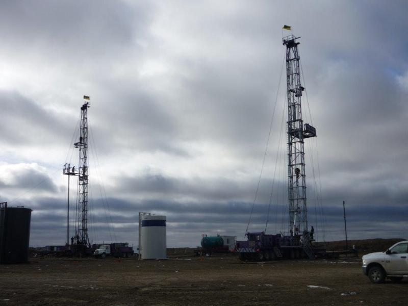 Noble Well Servcie Oil Field Service Carlyle