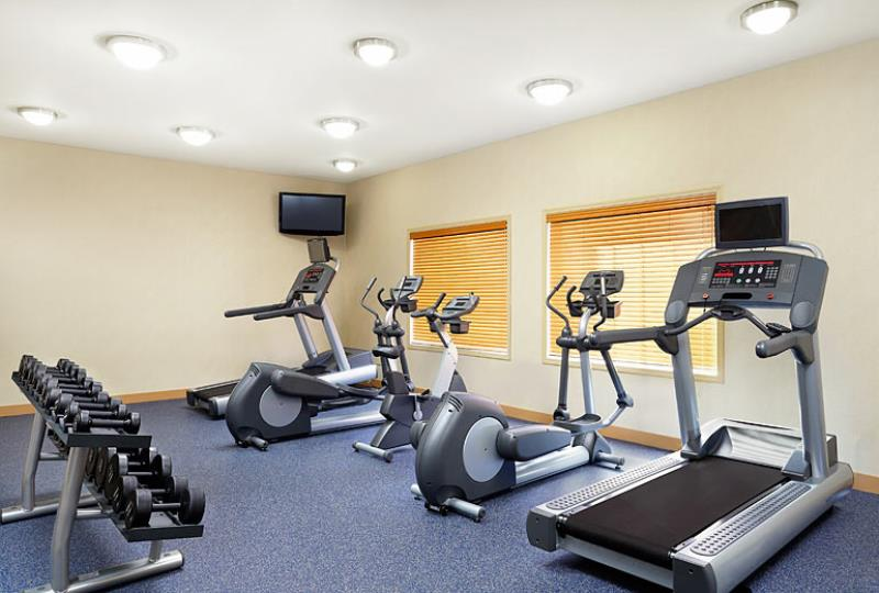 Four Points By Sheraton Hotel Fitness Center