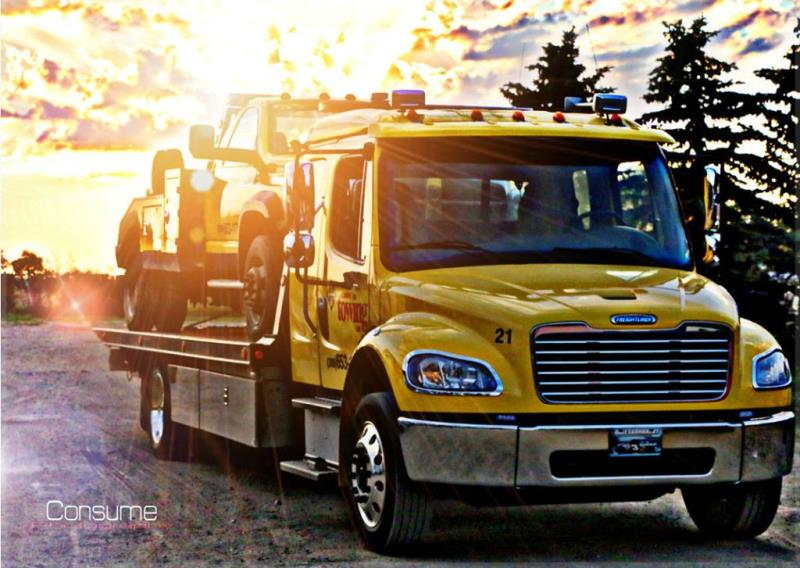 Accident Recovery, Towing & Boosting
