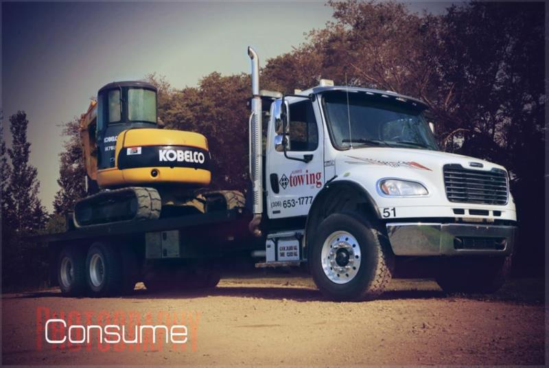Machinery Towing, Winchs, & Dolly Services