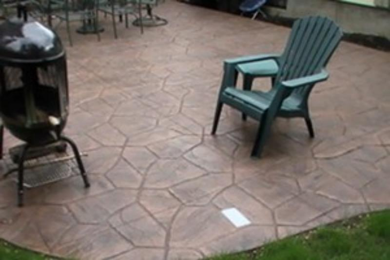 McTavish Concrete - Patio
