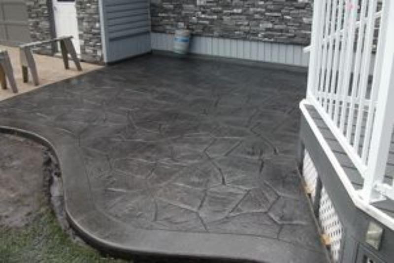 McTavish Concrete - Custom Curb Edge