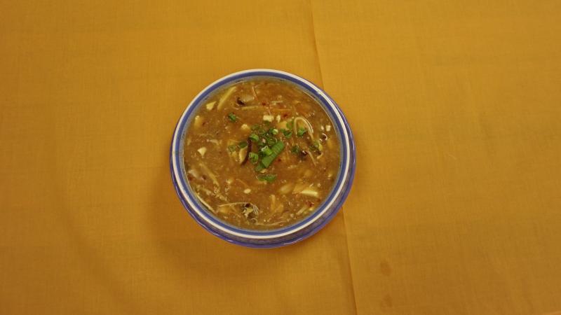 Viet Trung Garden Hot and Sour Soup