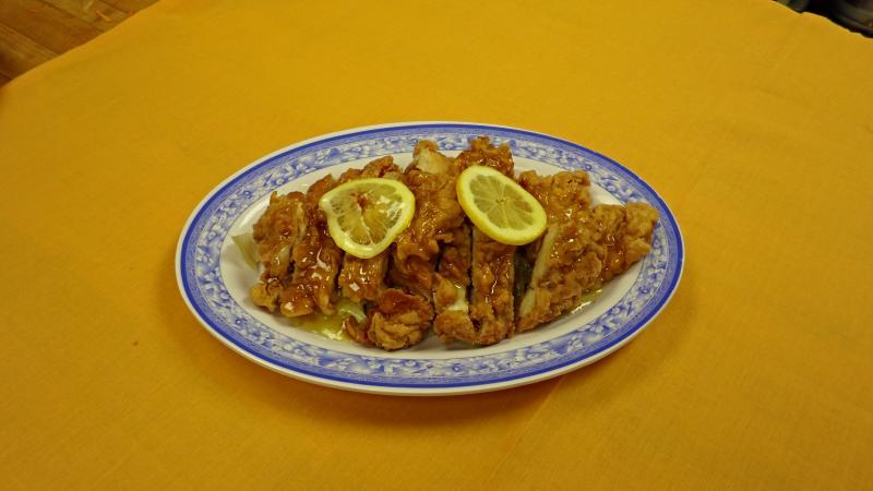 Viet Trung Garden Lemon Chicken