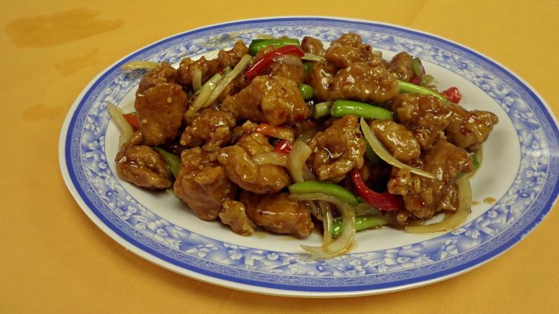 Viet Trung Garden Szechuan Chicken
