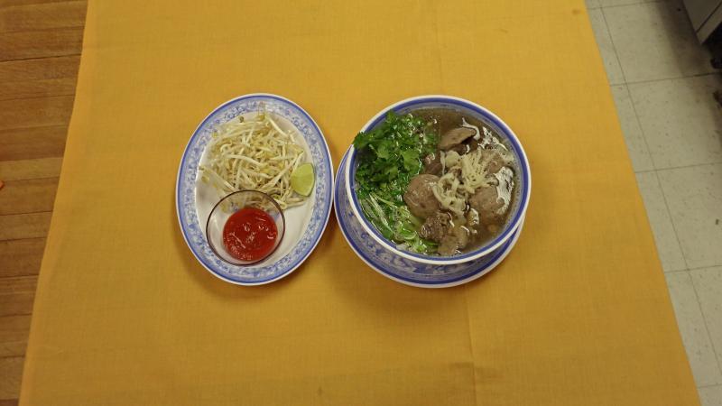 Viet Trung Garden Special Beef Noodle Soup