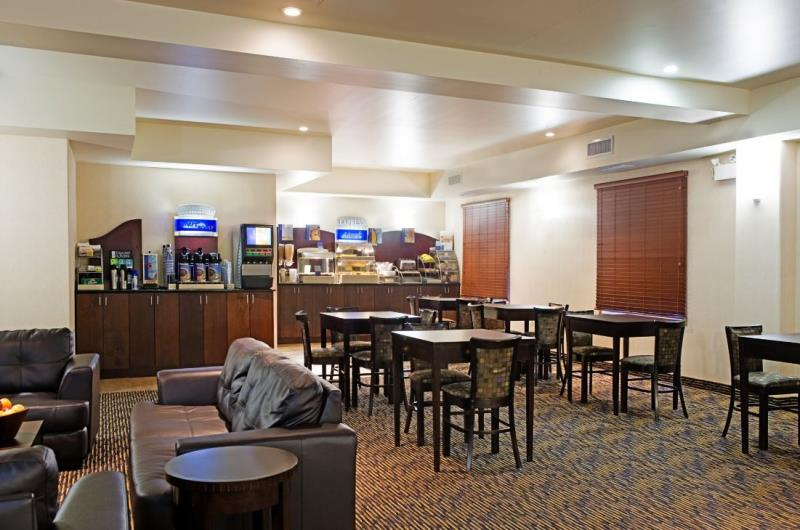 Holiday Inn Express & Suites Breakfast Area