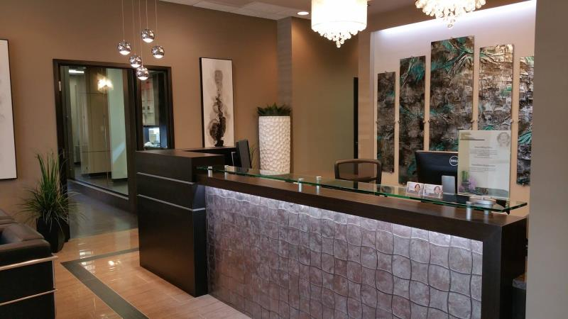 Viva Dental Studio Reception