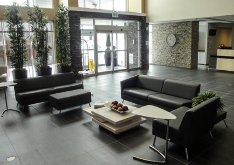 MainStay Suites Aerogreen Saskatoon lobby