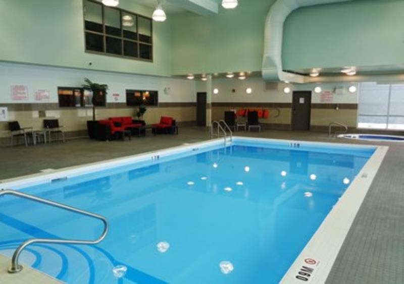 MainStay Suites Aerogreen Saskatoon pool hot tub