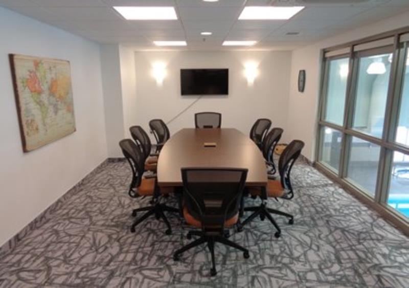 MainStay Suites Aerogreen Saskatoon meeting room